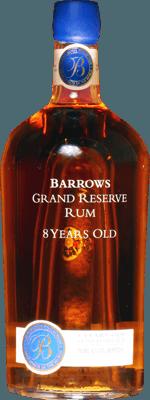 Medium barrows 12 year rum