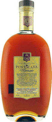 Punta cana 15 year rum