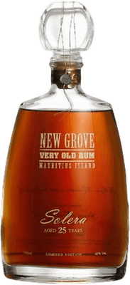 Medium new grove solera 25 year rum orginal 400px