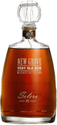 New grove solera 25 year rum orginal 400px