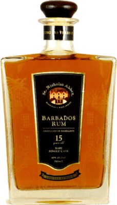 Medium st nicholas abbey 15 year rum orginal 400px
