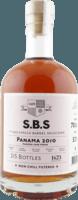 S.B.S. 2010 Panama Madeira Finish 9-Year rum