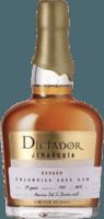 Dictador 1991 Jerarquia Borbón 29-Year rum