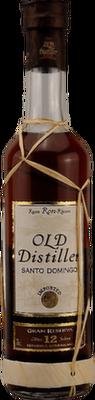 Old distiller 12 year rum orginal 400px