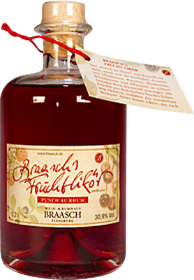 Medium braasch gold rum