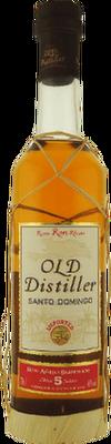 Old distiller 5 year rum orginal 400px