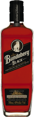 Bundaberg black rum orginal 400px