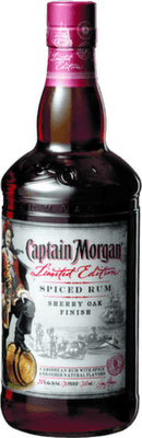 Medium captain morgan limited edition rum orginal 400px