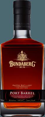 Medium bundaberg port barrel rum