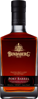 Medium bundaberg port barrel rum