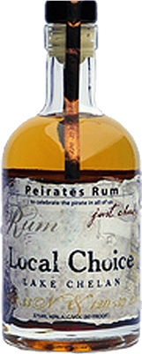 Medium peirates local choice rum