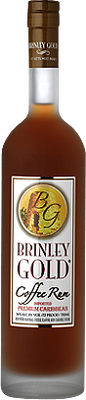 Brinley gold coffee rum