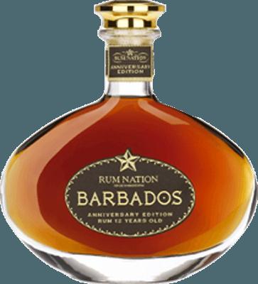 Medium rum nation barbados anniversary 12 year rum