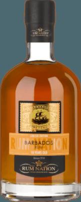Medium rum nation barbados 10 year 2014 rum orginal 400px