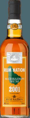 Medium rum nation barbados 10 year 2001 rum 400px