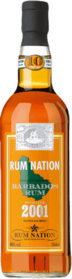 Medium rum nation barbados 10 year 2001 rum 400px