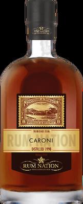 Rum nation caroni 1998 rum orginal 400px