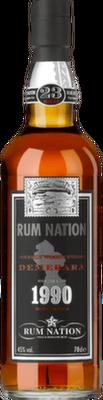 Rum nation demerara 1990 23 year rum orginal 400px