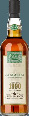 Medium rum nation jamaica 23 year supreme lord vii rum