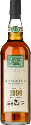 Medium rum nation jamaica 23 year supreme lord vii rum