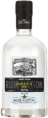 Medium rum nation jamaica white pot still rum orginal 400px