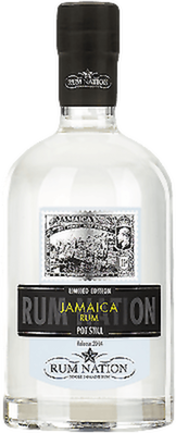 Rum nation jamaica white pot still rum orginal 400px