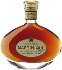 Rum nation martinique 12 year anniversary rum orginal 400px