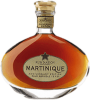 Small rum nation martinique 12 year anniversary rum orginal 400px