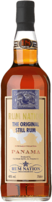 Medium rum nation panama 18 year rum orginal 400px
