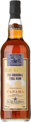 Rum nation panama 18 year rum orginal 400px