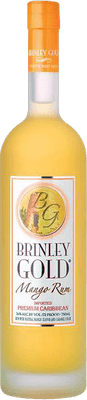 Medium brinley gold mango rum