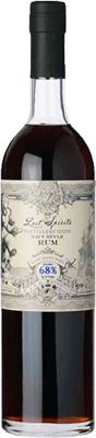 Medium lost spirits navy rum 68 rum