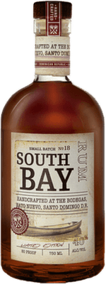 Medium south bay small batch rum orginal 400px