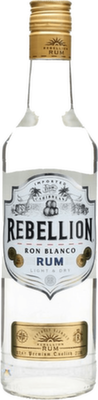 Rebellion white rum orginal 400px