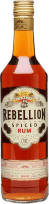 Medium rebellion spiced rum orginal 400px