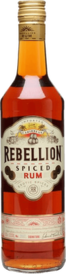Rebellion spiced rum orginal 400px