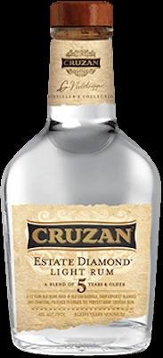 Cruzan estate diamond light rum orginal a 400px