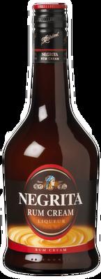 Negrita  cream rum orginal 400px