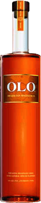 Medium olo spiced rum