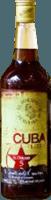 Small cuba libre el dorado 5 year rum