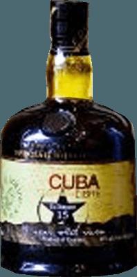 Medium cuba libre el dorado 15 year rum