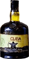 Small cuba libre el dorado 15 year rum