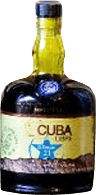Cuba libre el dorado 21 year rum