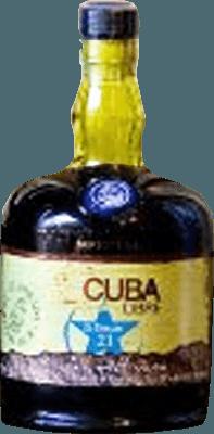 Medium cuba libre el dorado 21 year rum