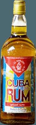 Medium cuba libre el dorado spiced rum