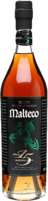 Medium ron malteco 15 year rum orginal 400px