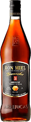 Medium ron miel guanche rum