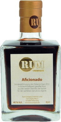 Medium the rum company aficionado rum