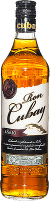 Medium ron cubay anejo rum orginal 400px