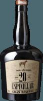 Small espinillar gran reserva 20 year rum